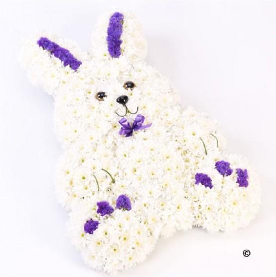 Rabbit Tribute - Blue