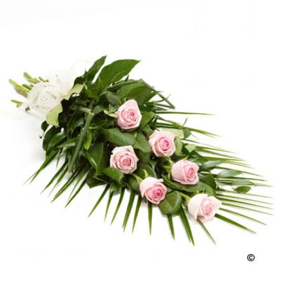 Simple Rose Sheaf - Pink