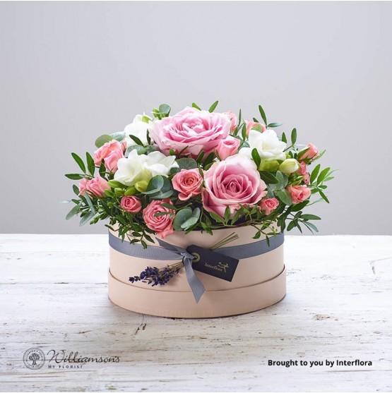 Sweet Adoration Hatbox