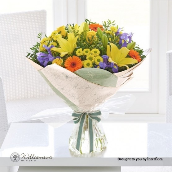 Radiant Favourites Hand Tied