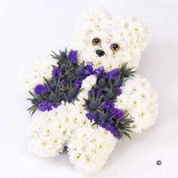 Teddy Bear Tribute - Blue