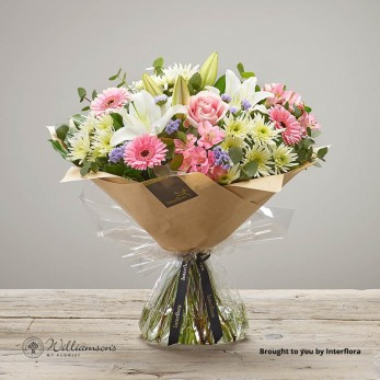 Country Garden Floral Hand Tied