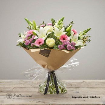 Pure Pastels Hand Tied Large
