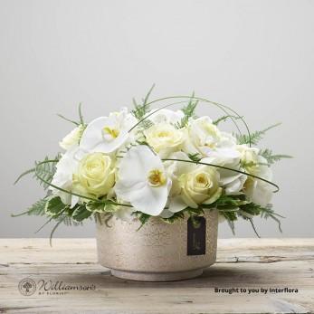 Luxury pure harmony floral arrangement