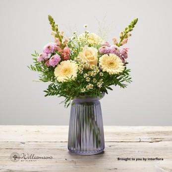 Sweet Vanilla Vase
