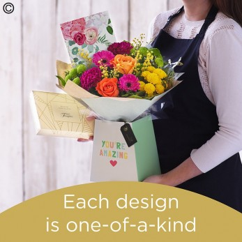 Florist Choice Vibrant Gift Set
