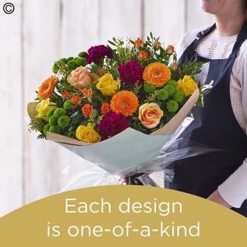Florist Choice Vibrant HT