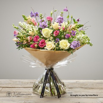 Berry Smoothie Hand Tied