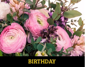 Buy flowers for Birthday parties