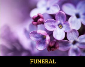 Buy flowers for Funerals