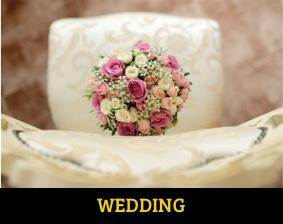 Buy flowers for Weddings